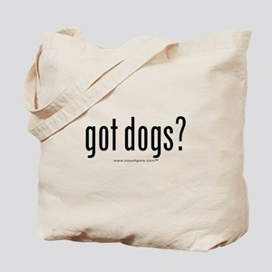 got dogs?  Tote Bag